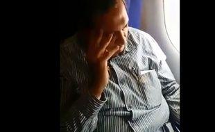 Capture d'écran Youtube Shreyas Rao