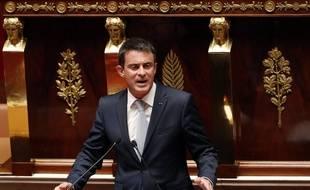 Manuel Valls s'est emporté après les propos tenus par Laurent Wauquiez.