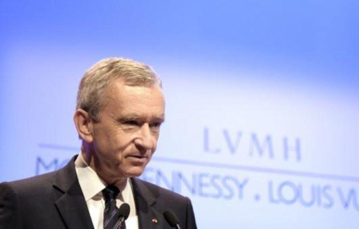 Les dirigeants d'Hermès avaient appelé mercredi le patron de LVMH à se retirer du capital de la maison, moins de deux semaines après son entrée fracassante. – Eric Piermont AFP/Archives