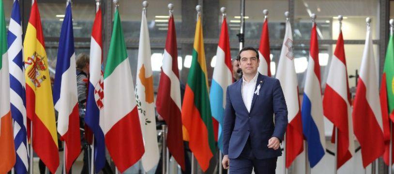 Alexis Tsipras est le chef du gouvernement grec depuis janvier 2015.