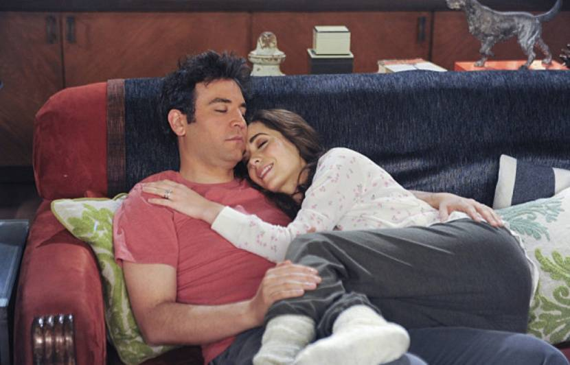 ted mosby rencontre sa femme)