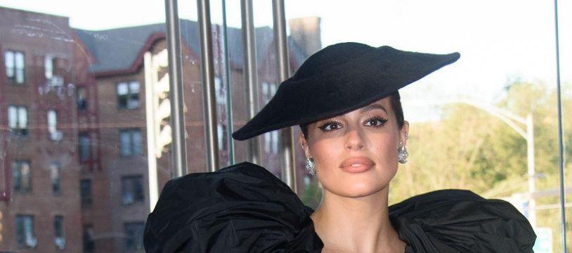 Le mannequin Ashley Graham