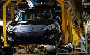 Le constructeur automobile allemand Opel, filiale de l'américain General Motors, doit présenter jeudi, au cours d'un conseil de surveillance, un plan de développement pour la marque, foyer de pertes depuis de nombreuses années.
