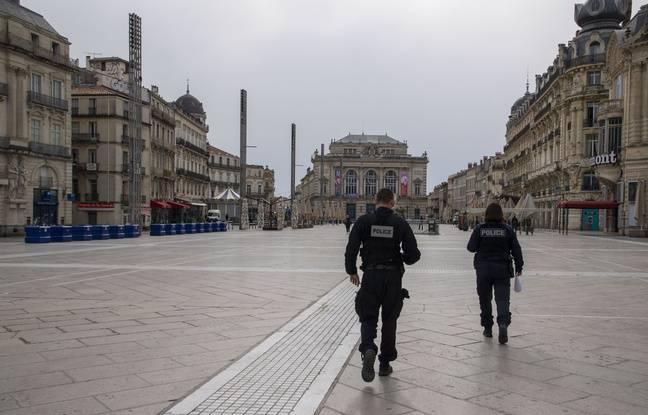 Coronavirus à Montpellier : Un homme qui avait craché sur des policiers en se disant atteint du Covid-19, condamné à huit mois de prison ferme