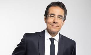 Darius Rochebin, star de LCI depuis fin août 2020