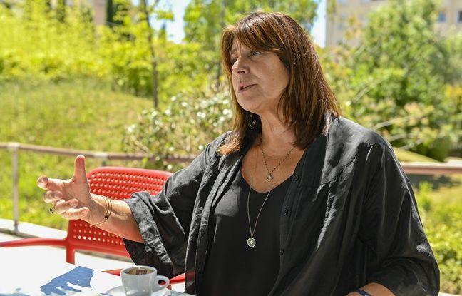 Michèle Rubirola, candidate du Printemps marseillais.