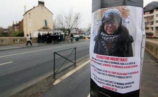 Un appel à témoins avait été lancé pour tenter de retrouver Marie Lama.