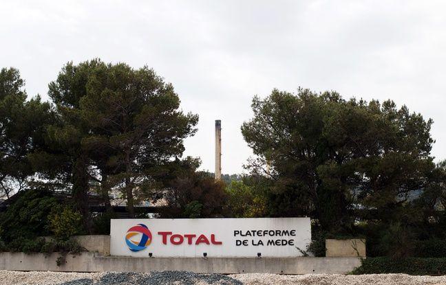 VIDEO. Total démarre sa bioraffinerie près de Marseille... Elle tournera pour moitié à l'huile de palme