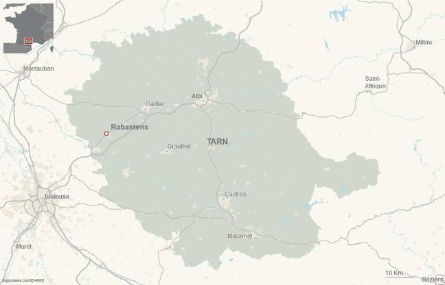 Opération démoustication à Rabastens (Tarn) après la découverte d'un cas de chikungunya