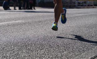 L'infirmière britannique a bouclé le marathon de Londres avec 32 secondes d'avance sur le précédent record. Image d'illustration.