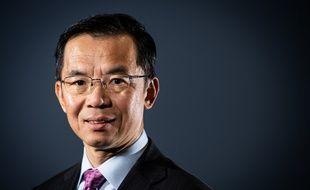 L'ambassadeur de Chine en France, Lu Shaye, le 10 septembre 2019.