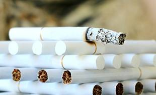 Des cigarettes (illustration).