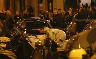 Samedi soir, Khamzat Azimov a attaqué des passants en plein coeur de Paris, faisant un mort et quatre blessés.