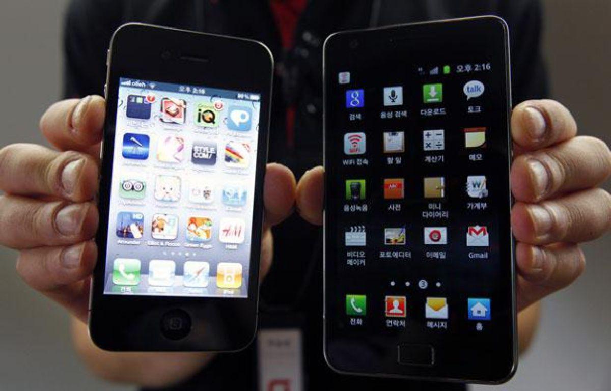 La concurrence entre Apple et Samsung n'est pas près de s'arrêter là – Jo Yong hak / Reuters