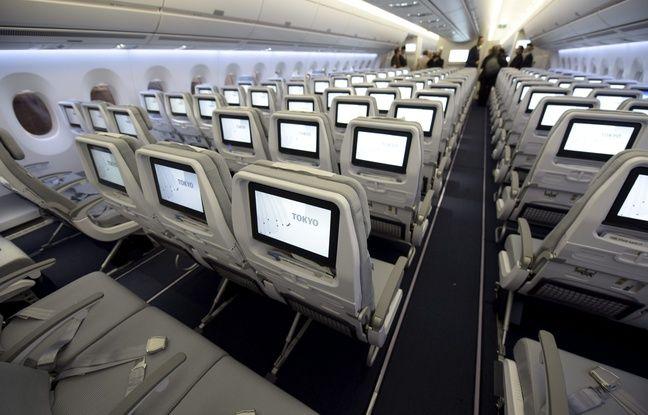 Un homme voyage seul dans un avion de 188 places sur un vol Lituanie-Italie