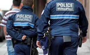 Police municipale. (Illustration)
