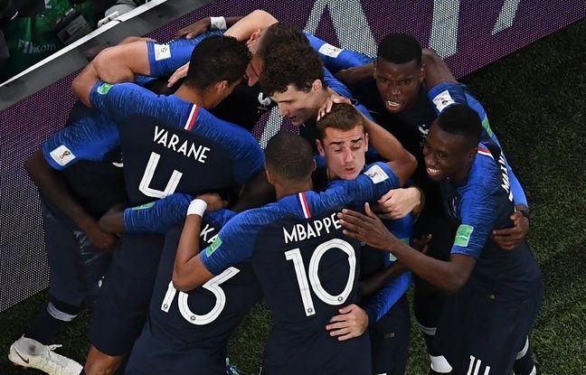Coupe du monde 2018; LA FRANCE EN FINALE ! Les Bleus ont battu la Belgique (1-0)
