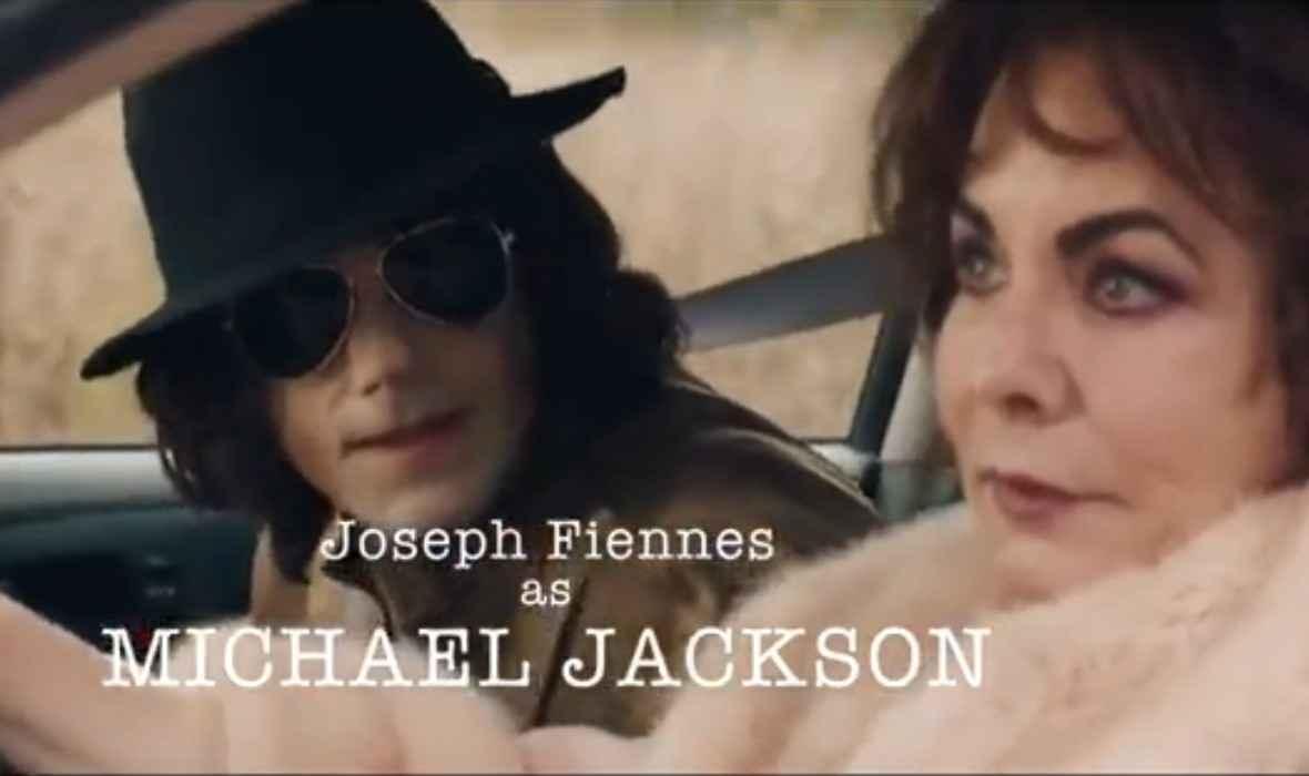 Joseph Fiennes apparaît dans un épisode avec Elizabeth Taylor et Marlon Brando