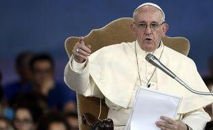 Le pape François à Rome, le 11 août 2018.
