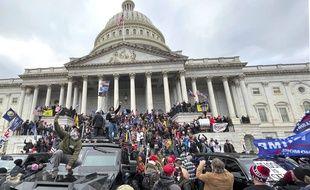 Capitole de Washington.