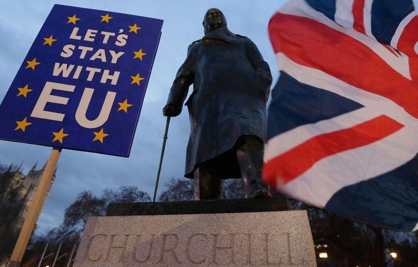 Grande-Bretagne: Une pétition anti-Brexit rencontre un succès fulgurant