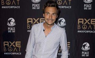 Bertrand Chaemroy, chroniqueur de l'émission «Touche pas à mon poste»