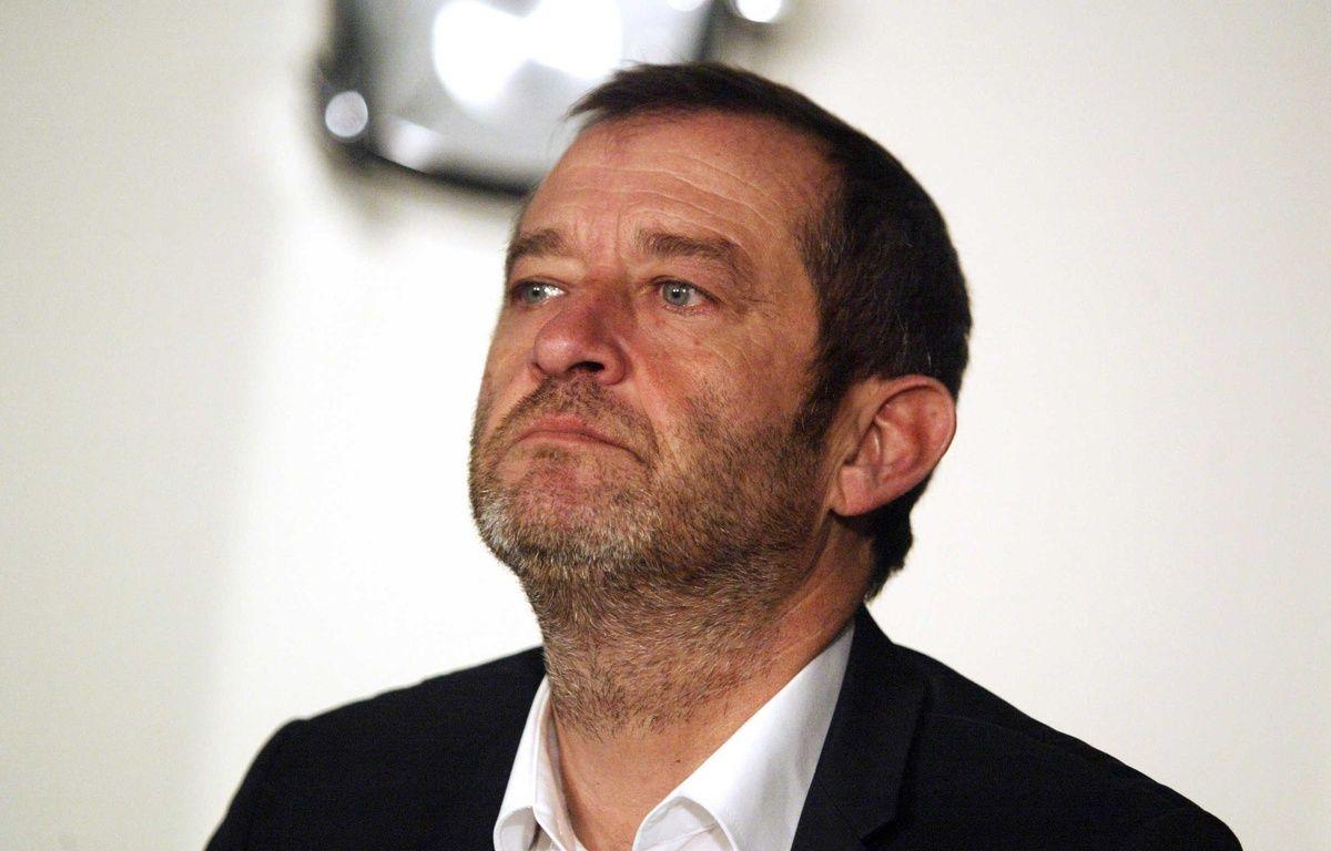 Philippe Perez, directeur général de l'OM, le 13 janvier 2012 à La Commanderie, Marseille. – VILLALONGA KARINE/SIPA