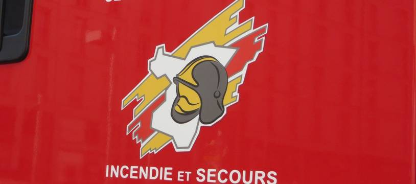 Des pompiers en intervention à Strasbourg (Illustration)