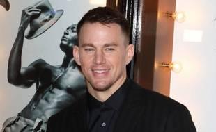 L'acteur Channing Tatum