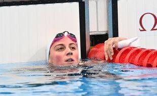 La nageuse Charlotte Bonnet quitte Nice mais reste dans le sud de la France