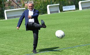 Le président sortant des Hauts-de-France, Xavier Bertrand.