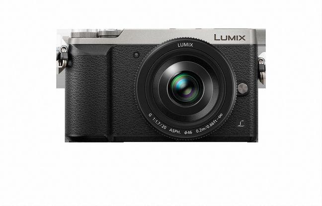 Le Panasonic Lumix GX80.