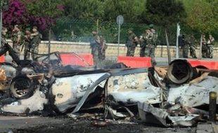 Les forces de sécurité intérieure et l'armée libanaises ont été déployées en force à travers la capitale, interdisant l'accès à certains secteurs pour éviter des heurts entre partisans de l'opposition emmenée par le Hezbollah chiite et ceux du gouvernement issu de la majorité parlementaire antisyrienne.