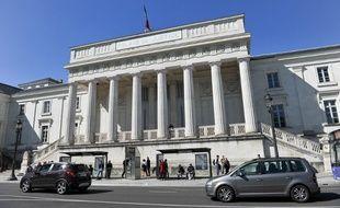 Le tribunal de Tours (Indre-et-Loire).