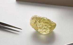 Voilà le plus gros diamant découvert en Amérique du Nord.