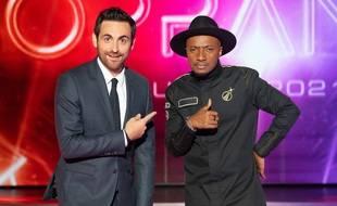 Camille Combal et Soprano, un peu plus près des étoiles sur TF1