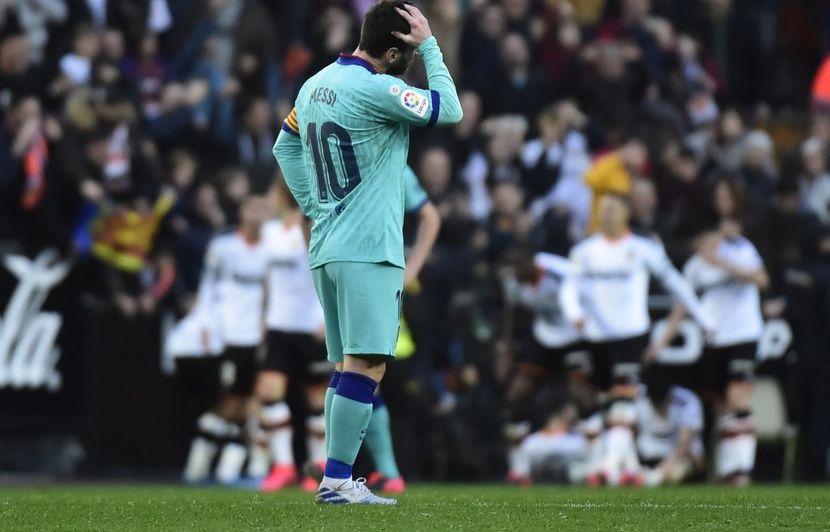 Liga : Aïe, déjà la première défaite pour le Barça de Quique Setién face à Valence