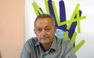 Le nouveau coach, Jan Basny.