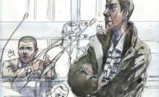 """Deux membres du commando nationaliste corse condamnés pour leur participation à l'assassinat du préfet Erignac en 1998 ont réaffirmé vendredi qu'Yvan Colonna ne faisait pas partie du groupe, l'un d'eux reliant sa mise en cause initiale à la volonté de """"protéger d'autres gens""""."""