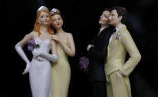 """En visite il y a quelques jours à Tokyo en pleine """"Rainbow Week"""", la gay pride japonaise, Boris Dittrich a été frappé par le nombre de pancartes réclamant le mariage pour les personnes de même sexe."""