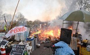 L'évacuation de la ZAD du Carnet a démarré ce mardi matin