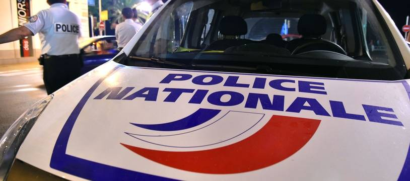 Un contrôle de police à Nice (Illustration)