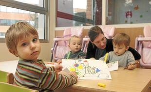 La crèche My Little Garden permet aux enfants d'apprendre l'anglais dès leur plus jeune âge.