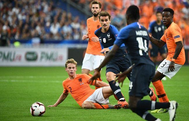 FC Barcelone: Frenkie de Jong est «l'adversaire le plus dur» contre lequel Antoine Griezmann a joué