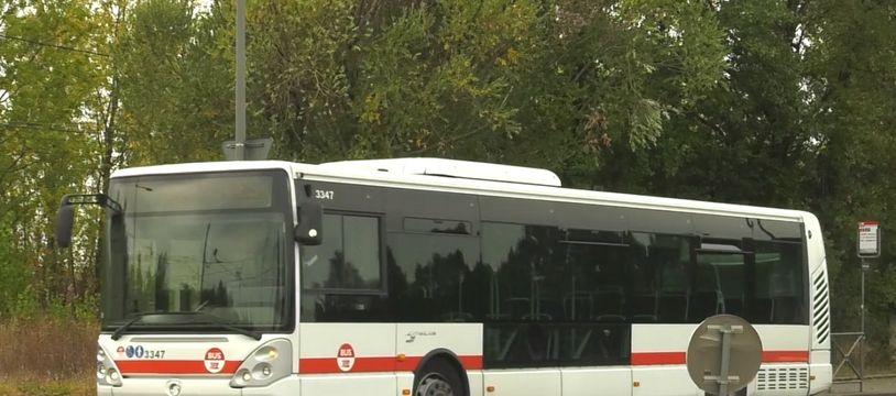 Un bus TCL à Lyon (illustration)