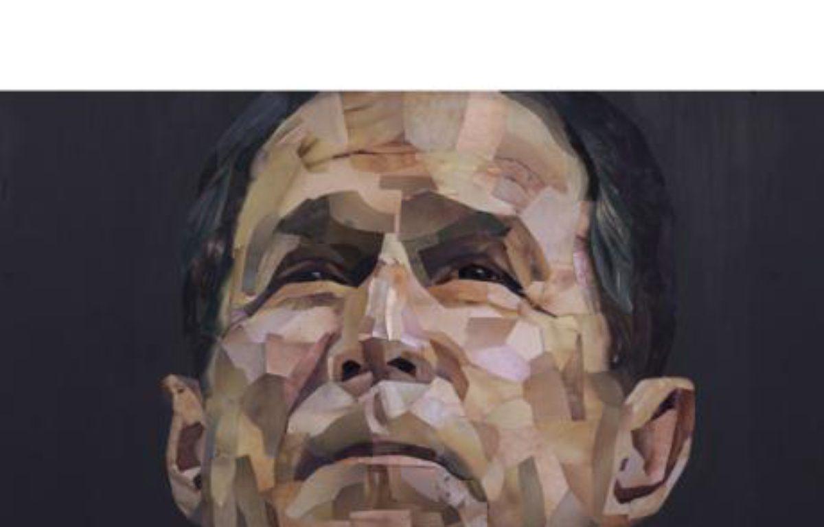 Le portrait de Bush signé Jonathan Yeo – DR
