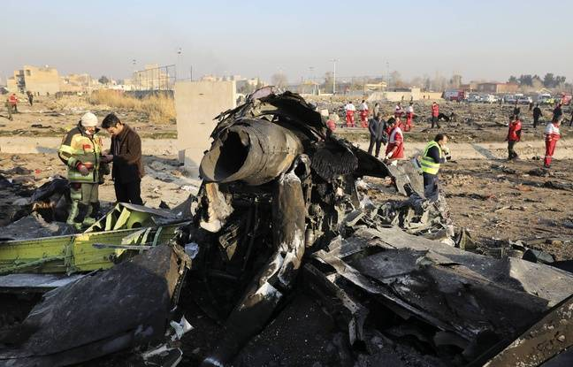 Crash: L'Iran reconnaît finalement avoir abattu l'avion ukrainien par «erreur»