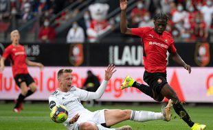 Le Stade Rennais a décroché son ticket pour la Ligue Europa Conférence en battant Rosenborg en barrages.