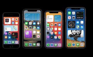iOS 14: voici la liste des iPhone compatibles