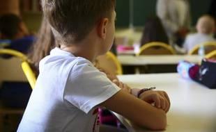 Un petit écolier